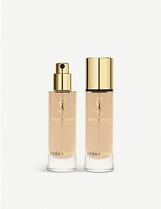 YVES SAINT LAURENT: Touche Éclat Le Teint Foundation SPF22 30ml