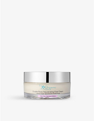 THE ORGANIC PHARMACY: Double Rose Rejuvenating Face Cream 50ml