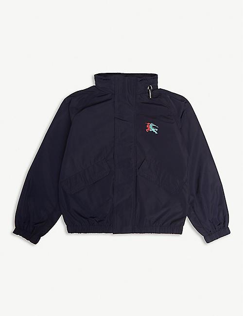 5992770d2ad7 BURBERRY Packaway hood showerproof jacket 3-14 years