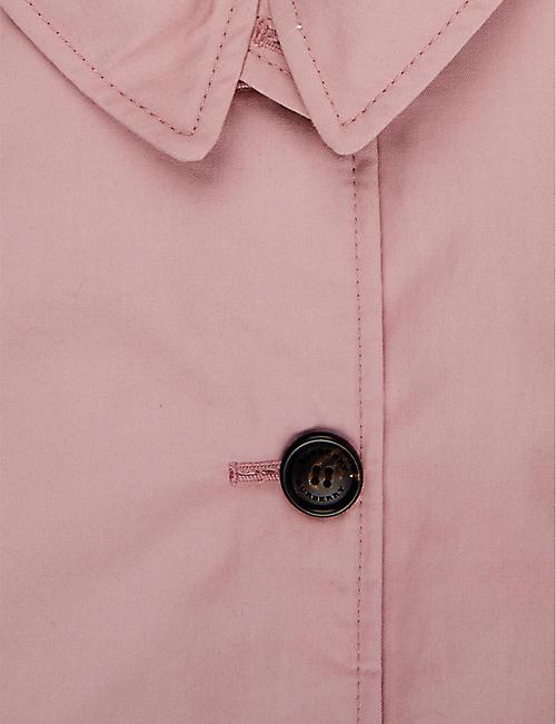 99e6e76e5 BURBERRY Reece quilted cotton coat 10-14 years. Quick Shop