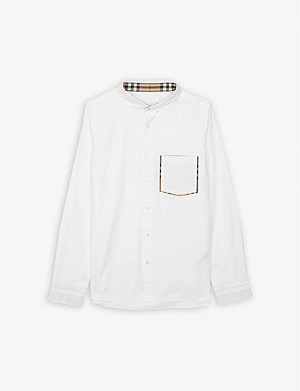 BURBERRY Cotton shirt 3-14 years