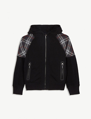BURBERRY Hamilton vintage check jumper 3-14 years