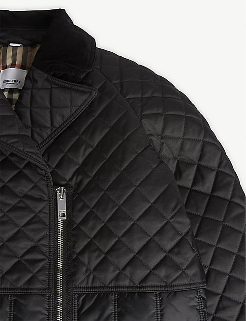 7a614269d BURBERRY Edia quilted jacket 4-14 years · Quick Shop