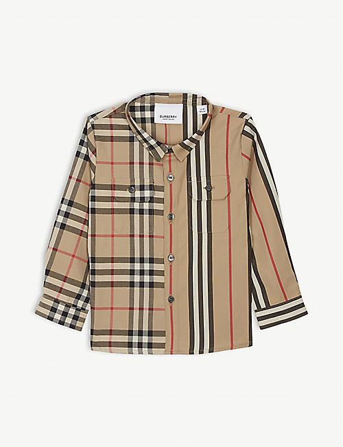 63e1da0c391 BURBERRY Cotton shirt