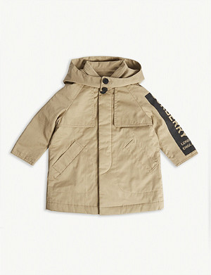 BURBERRY Daxton car coat 6 months - 2 years