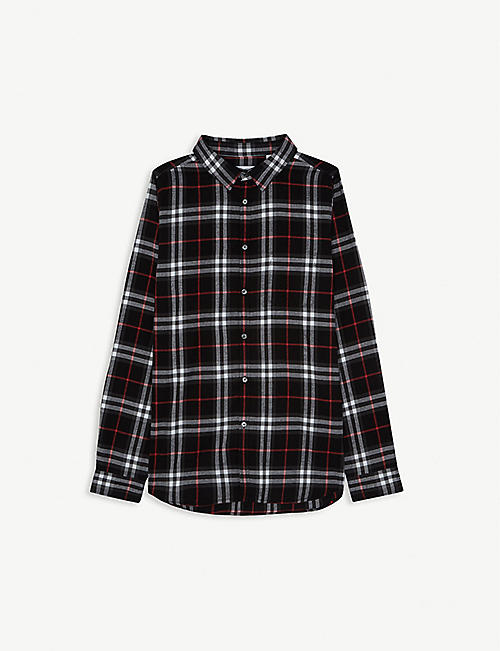 BURBERRY Fredrick check shirt 4-14 years