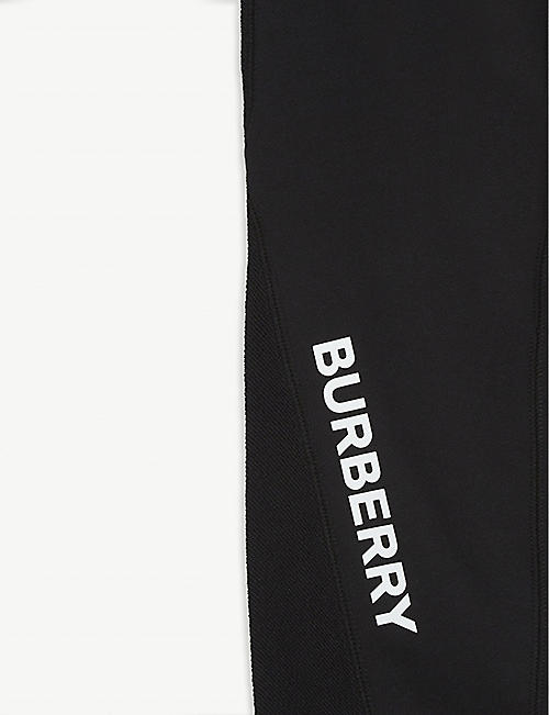 BURBERRY Cotton jogging bottoms 3-10 years