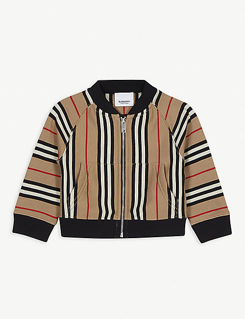 BURBERRY: Lance track jacket 6-24 months