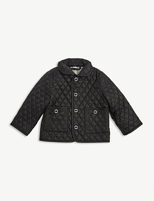 BURBERRY Colin quilted puffer jacket 3-18 months