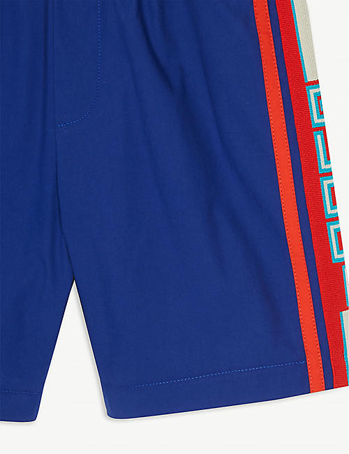 GUCCI Bermuda cotton shorts 4-12 years