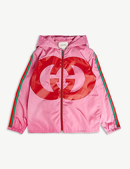 a36ad96fd Coats & jackets - Girls - Kids - Selfridges | Shop Online