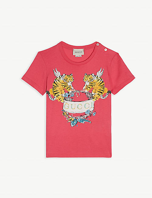 d3dfb0d9559 T-Shirts - Tops - Girls clothes - Baby - Kids - Selfridges
