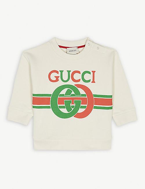 5c033b9d5 Gucci Kids - Kids shoes, boys, baby clothes & more   Selfridges
