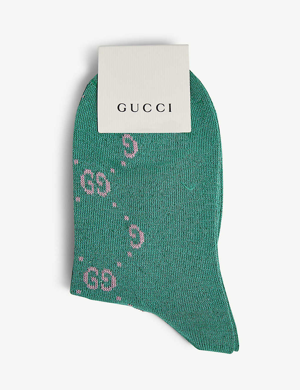 ccdd1cfd6 GUCCI - GG Lurex socks 8-12 years | Selfridges.com