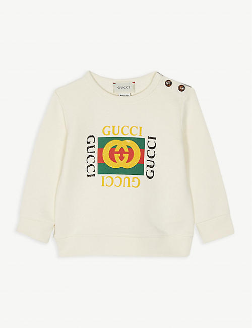 d040d0e3 GUCCI - Baby - Kids - Selfridges | Shop Online