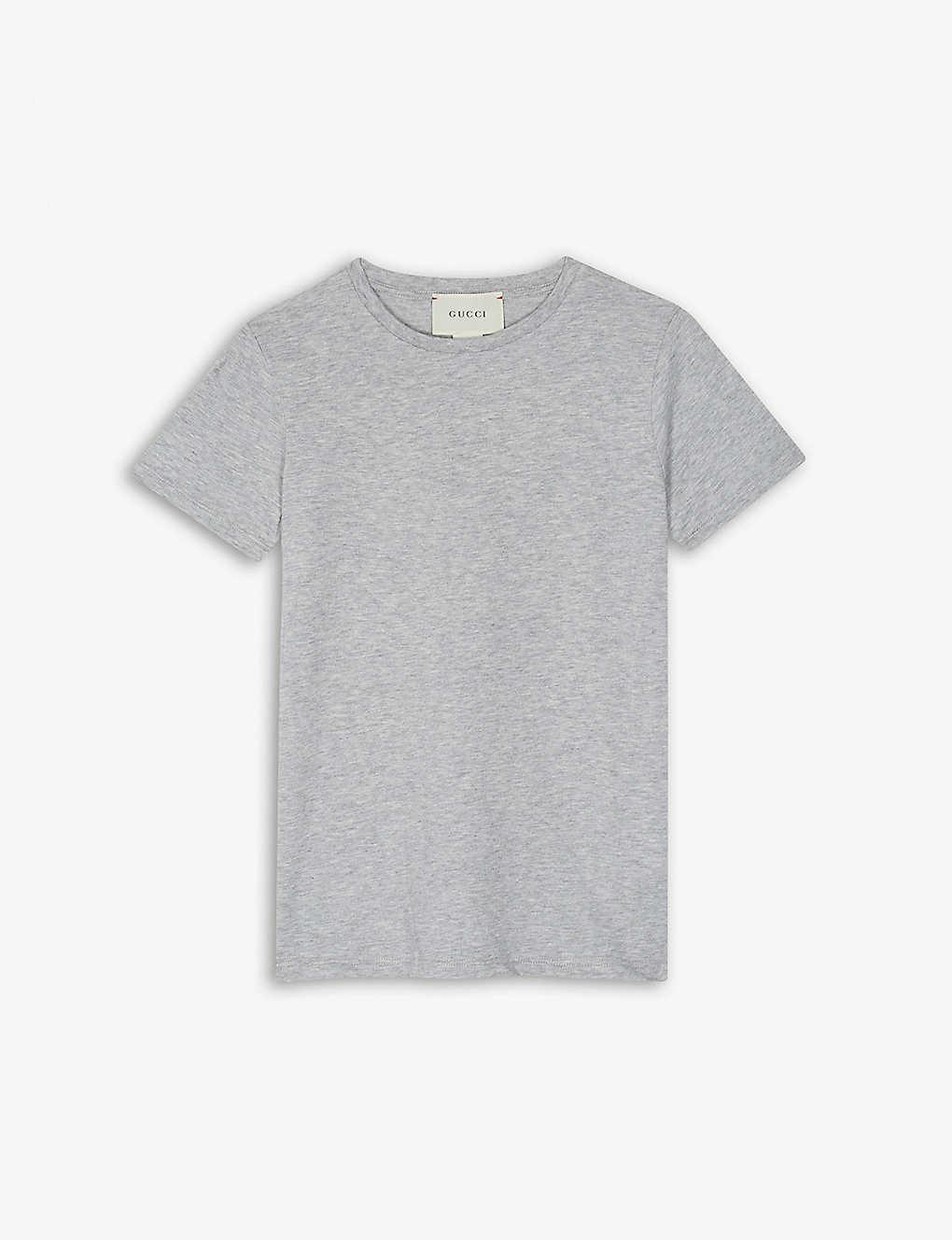 063604bf4f9d GUCCI - U.F.O. printed cotton T-shirt 4-12 years | Selfridges.com