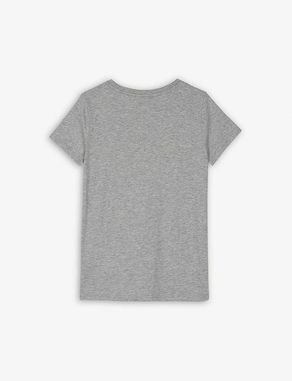 ffb0a7b83f1f GUCCI - Butterfly-print cotton T-shirt 4-16 years | Selfridges.com