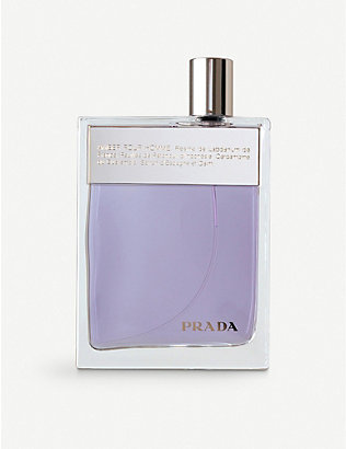 PRADA: Man eau de toilette 100ml