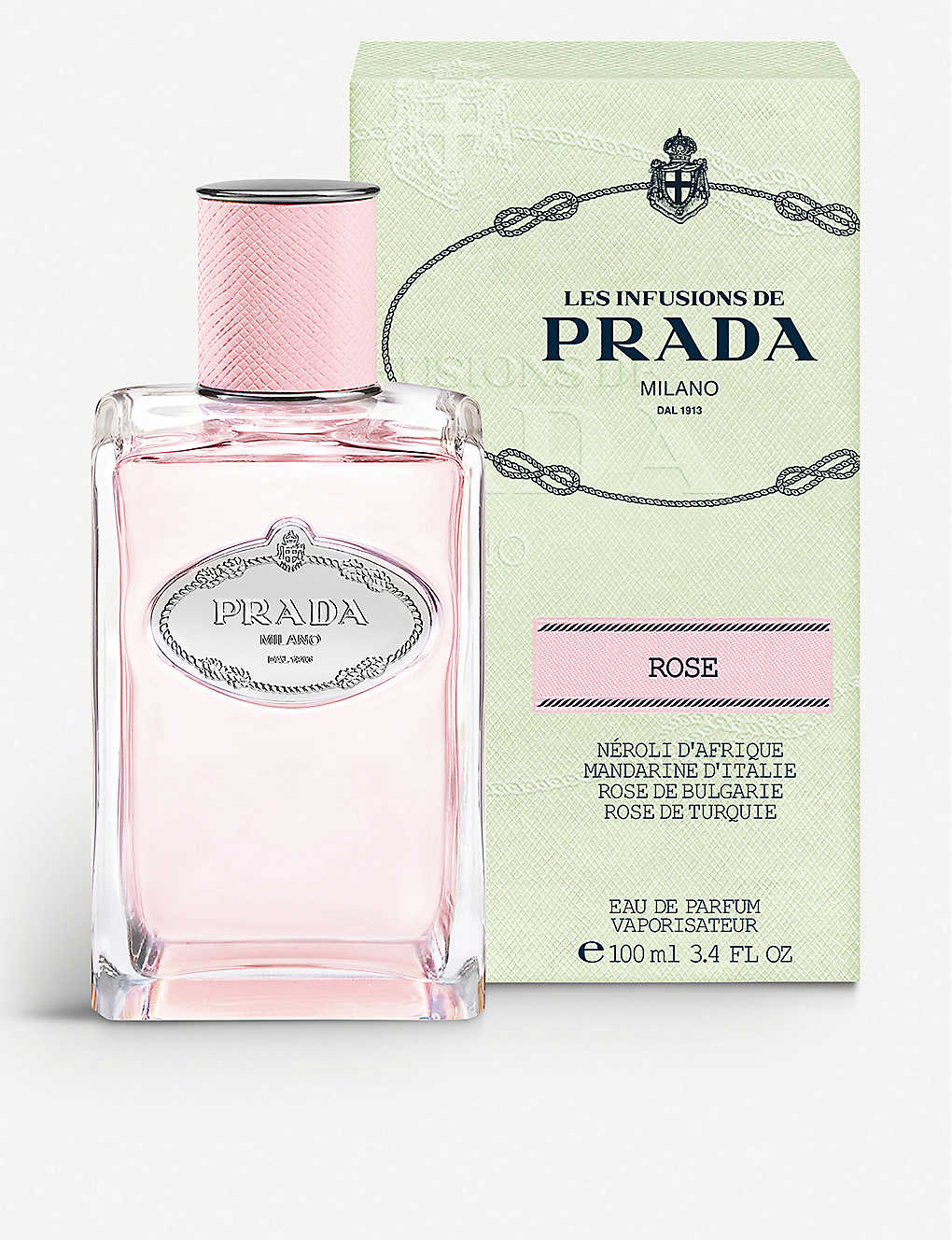Rose Eau Infusion Parfum 100ml De Prada fgyY7b6