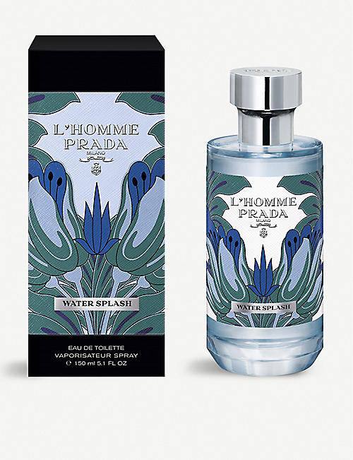 PRADA Prada L'Homme Water Splash eau de toilette 150ml