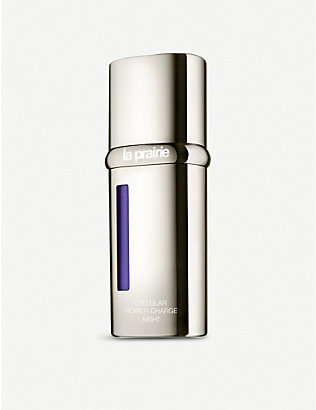 LA PRAIRIE: Cellular Power Charge night