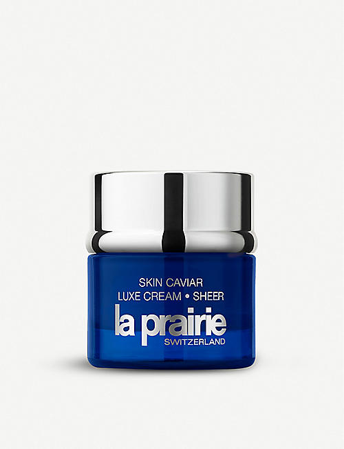 LA PRAIRIE Skin Cavier Luxe Cream Sheer 50ml