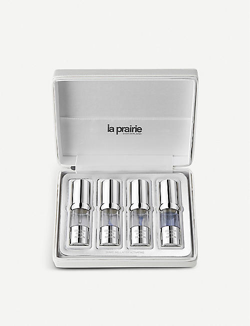 LA PRAIRIE Cellular Power Infusion 4 x 7.8ml