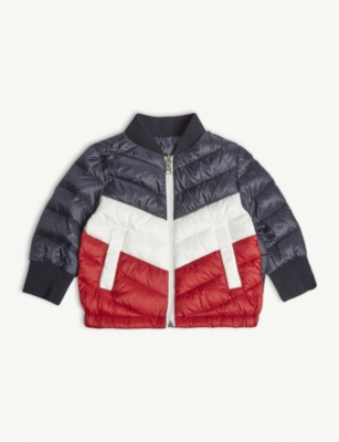 MONCLER Pallisar padded down jacket 1-24 months