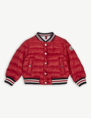MONCLER Cadarsac padded jacket 3-36 months