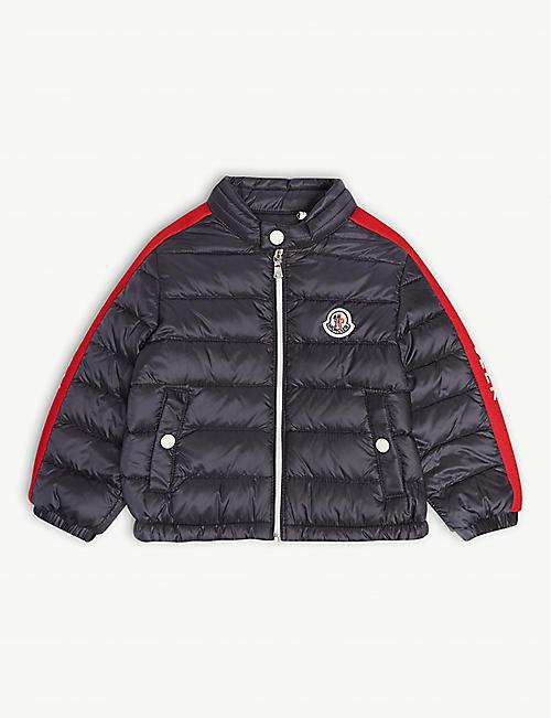 536b69f61dae MONCLER - Coats   jackets - Boys clothes - Baby - Kids - Selfridges ...