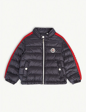 MONCLER Acteon quilted down jacket 3-36 months