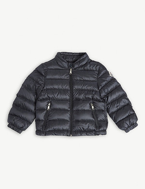 MONCLER Acorus classic puffa jacket 6-24 months