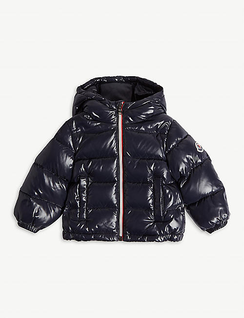 bee231f0944b MONCLER - New Aubert quilted puffer jacket 6-36 months