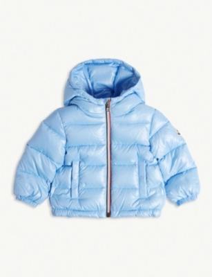 26efe4afd MONCLER - Joelle flare puffa jacket 6-24 months | Selfridges.com
