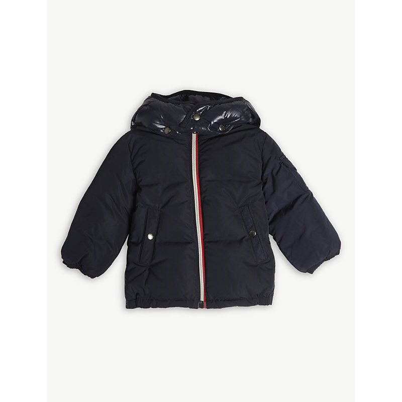 MONCLER | Padded Hood Coat 3-36 Months | Goxip
