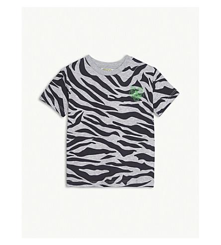 33c517bf1de KENZO - Tiger print cotton T-shirt 2-3 years | Selfridges.com