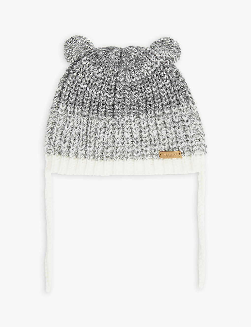 BARTS AL: Knitted beanie with ears