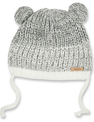 BARTS AL Knitted beanie with ears