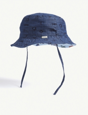BARTS AL Mexico reversible cotton bucket hat