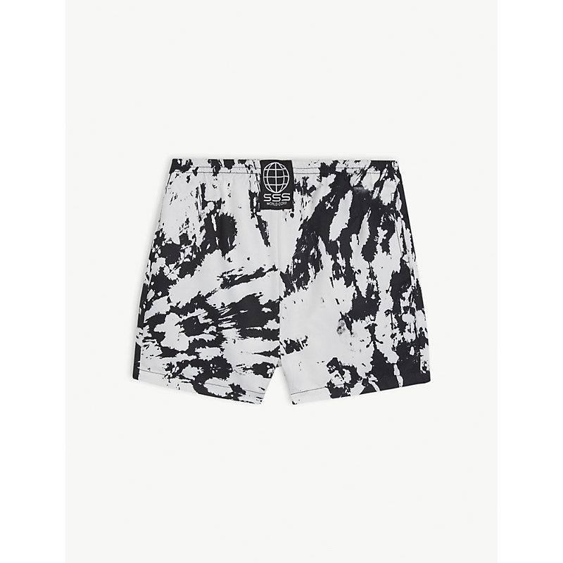 SSS WORLD CORP.   Tie-Dye Print Quick-Drying Swim Shorts 3-36 Months   Goxip