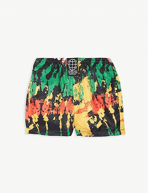 c2d21392e2 SSS WORLD CORP Tie-dye print swimshorts 3-36 months