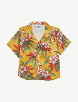 SSS WORLD CORP Hawaiian shirt 3-36 months