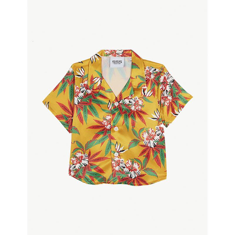 SSS WORLD CORP. | Hawaiian Shirt 3-36 Months | Goxip