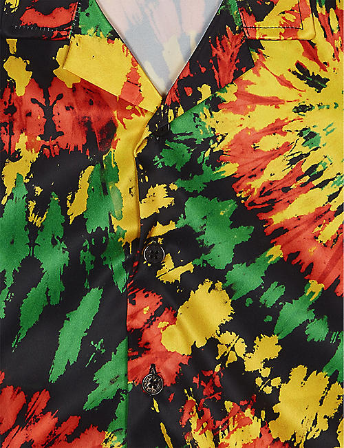 SSS WORLD CORP Printed Hawaiian shirt 3-36 months