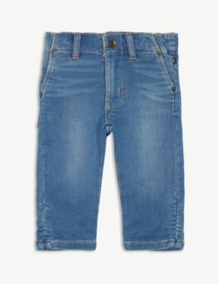 BOSS Straight fit denim jeans 3-36 months