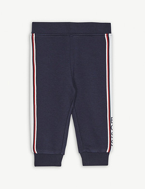 BOSS Striped jogging bottoms 6-36 months