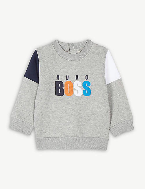 bac296510 Boss Kids - Baby clothes, boys clothes & more | Selfridges