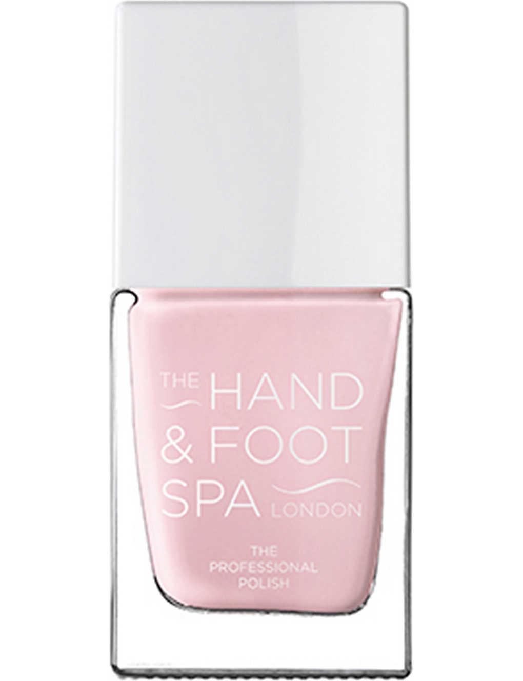 THE HAND AND FOOT SPA - Pastel Pink professional nail polish ...