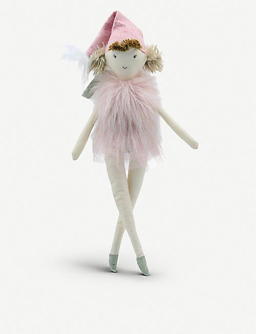 THE PUPPET COMPANY Ballerina with hat doll 38cm