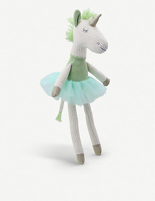 THE PUPPET COMPANY Unicorn doll 45cm